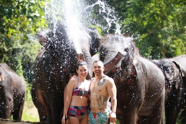 Honeymooning in Thailand