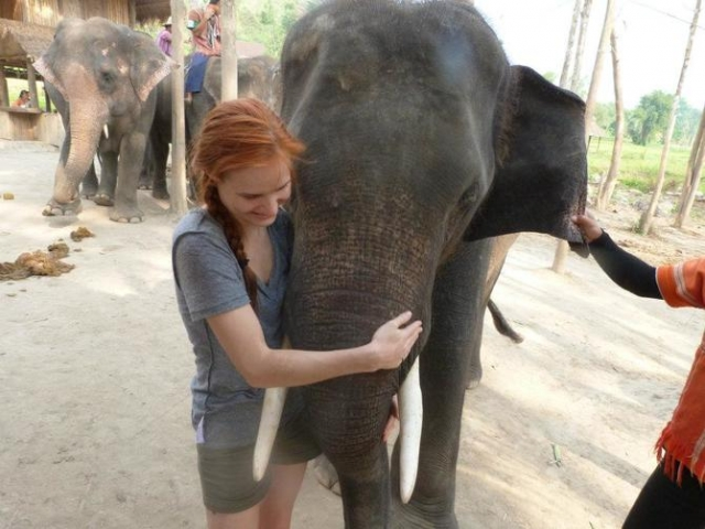 #FBF - Patara Elephant Farm, Thailand - Our Happiest Place on Earth