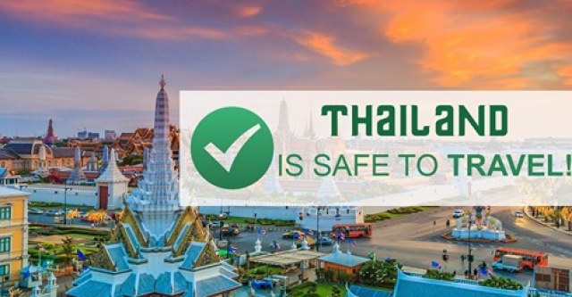 Thailand is Safe to Travel