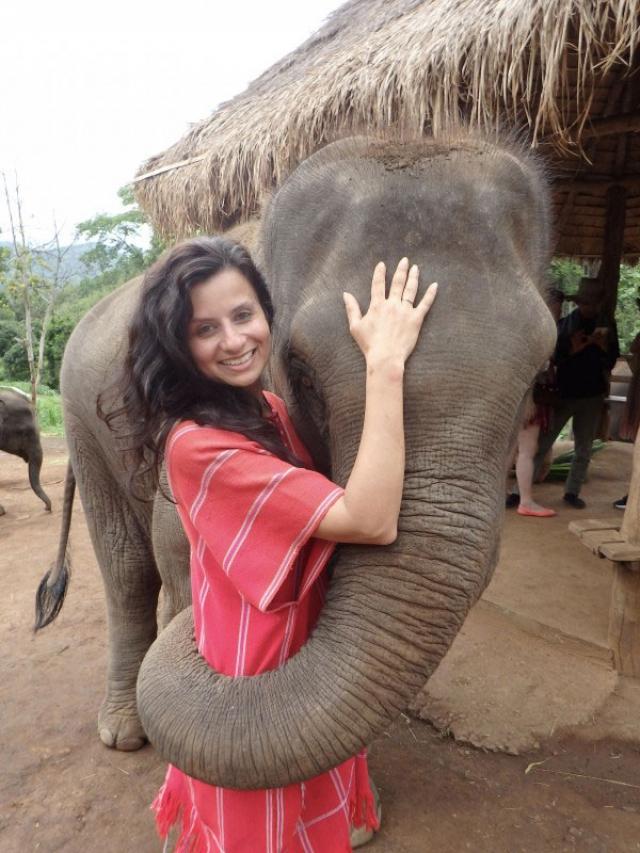 An Elephant Never Forgets!