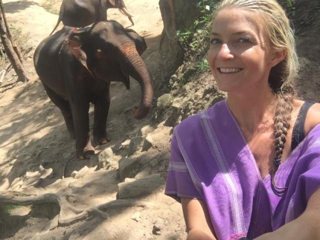 Patara Elephant Farm – Chiang Mai, Thailand