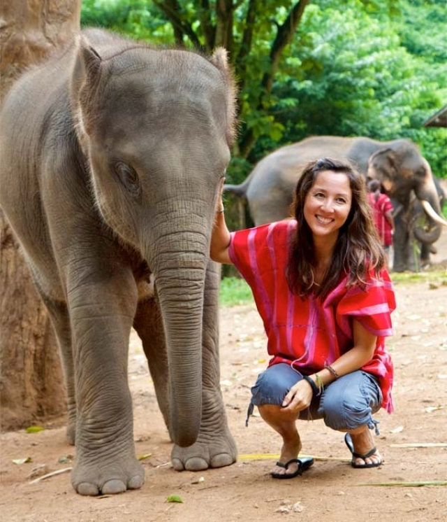 Elephants Are People Too (They Just Might Be Happier)